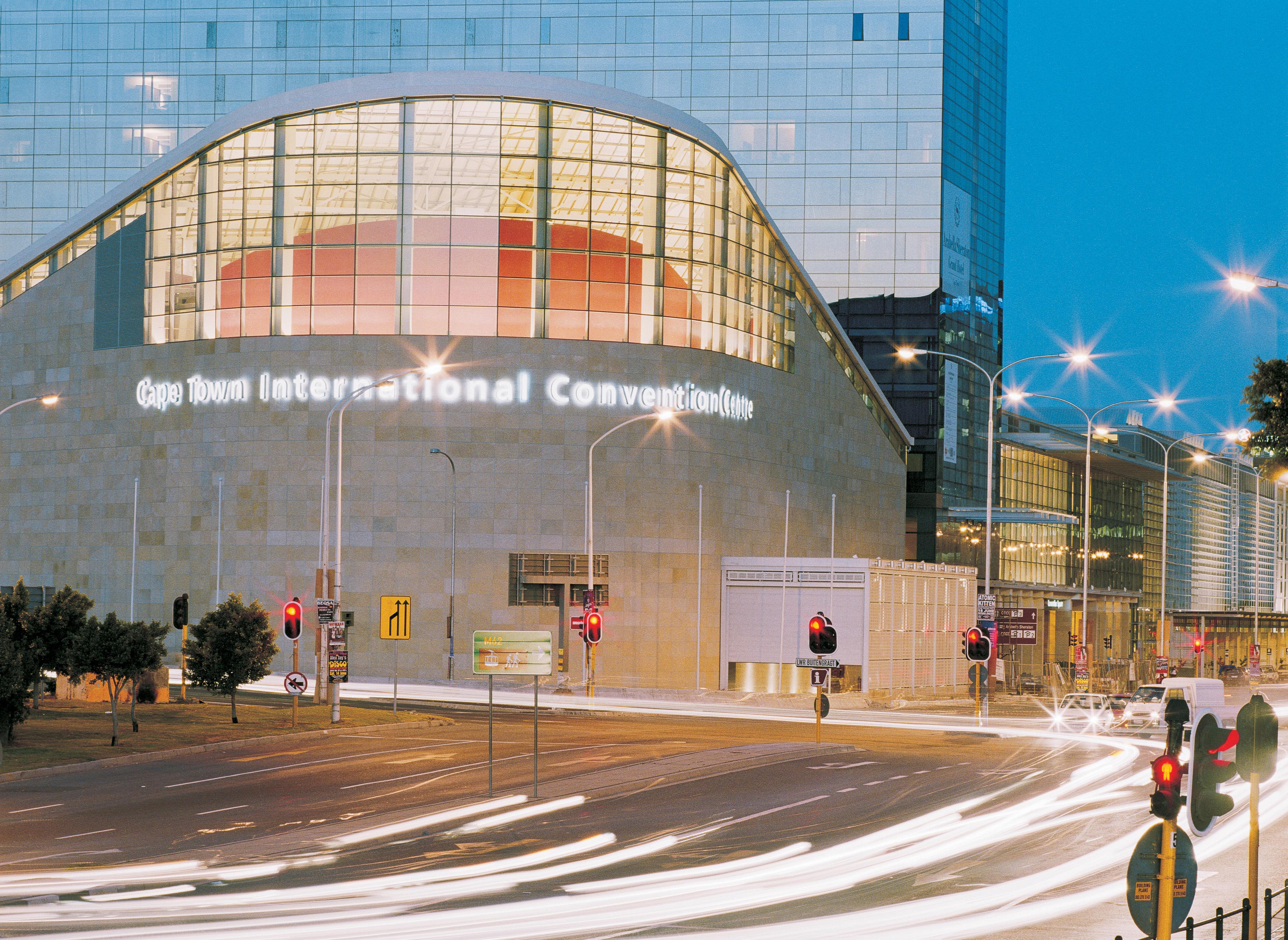 Cape Town International Convention Centre Sva